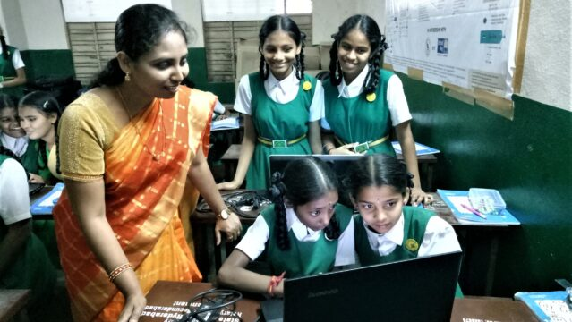Announcing Call For Knowledge Partnership: STEM For Girls India